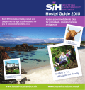 SIH Hostel Guide - Scottish Independent Hostels
