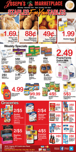 Download Weekly Ad PDF