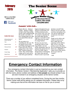Newsletter - Town of Ludlow