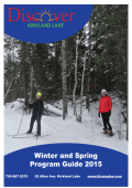 Winter and Spring Program Guide 2015