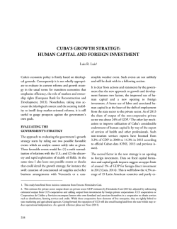 human capital and foreign investment