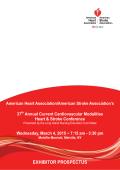 EXHIBITOR PROSPECTUS - American Heart Association