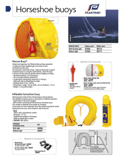 Plastimo Safety - Central Boating
