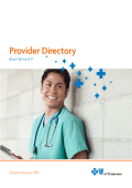 Network P provider directory. - BlueCross BlueShield of Tennessee