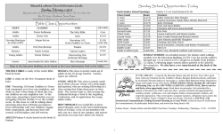 View/Download PDF - Messiah Lutheran Church
