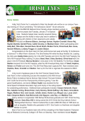 Irish Eyes Newsletter - Bishop McGuinness Catholic High School