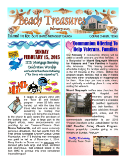 February 2015 Email Newsletter.pub