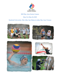 to Register by Mail - Bay Area Senior Games