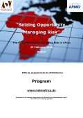 """Seizing Opportunity, Managing Risk"" The 4"
