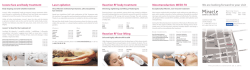 Laser epilation Reaction RF body treatment
