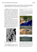 "A NEW ""PLANETARY VOLCANOLOGY ANALOGS"" WEB SITE AT"