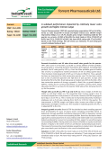 Torrent Pharmaceuticals_Q3FY15 First Cut Analysis