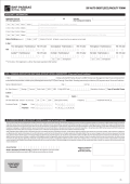 SIP AUTO DEBIT (ECS) FACILITY FORM