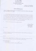 draft seniority list as on 01.01.2015
