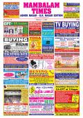 page 1 - MAMBALAM TIMES