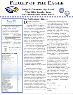 Current Newsletter - Macomb Intermediate School District