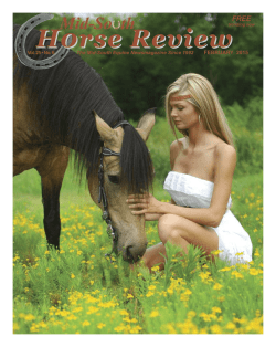 FEBRUARY 2015 - Mid-South Horse Review