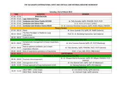 Rundown (PDF) - jicccim 2015