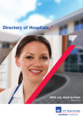 The Directory of Hospitals