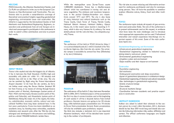 GEO-ENVIRONMENT AND CONSTRUCTION_Bulletin 2nd