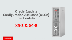 Add Oracle Exadata Configuration Assistant Tutorial