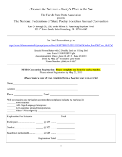 NFSPS Registration Form (Detailed)