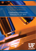 2015 Celebration of Research program
