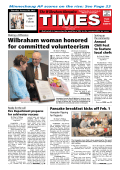 January 29, 2015 PDF Edition - Wilbraham