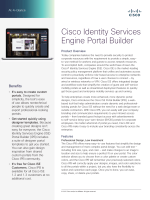 Cisco Identity Services Engine Portal Builder At-a
