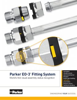 Parker EO-3® Fitting System