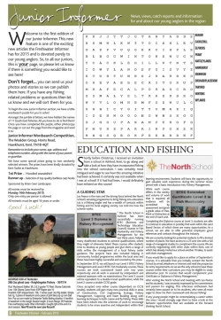 full page - Freshwater Informer