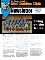 MB_Newsletter-57 - Sir Peter Leitch