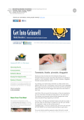 Grinnell Chamber Weekly Newsletter01/29/15
