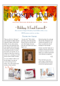 HOOSIER TIMES FALL 2014 - Hfma