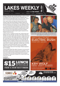 Issue 484 - Lakes Weekly Bulletin