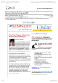February 2015 newsletter - Autism Society San Francisco Bay Area