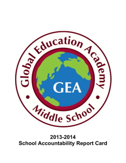 GEA MS - Global Education Academy