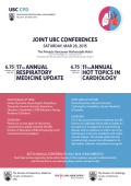 joint ubc conferences 11th annual hot topics in