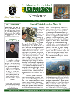 Newsletter - Seek And Find