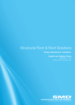 PDF Download - Structural Metal Decks Ltd