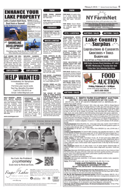 5 - The Seneca County Area Shopper