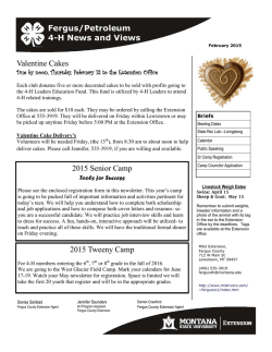 Newsletters - Mid-Rivers Communications