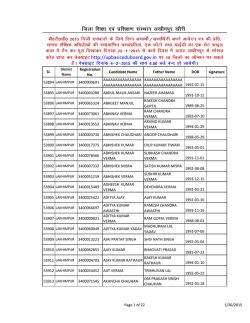 30 January 2015 BTC 2013 special code for 10 district option