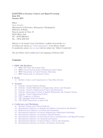 PDF Version - IEEE Control Systems Society