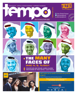 FACES OF - Tempo Planet
