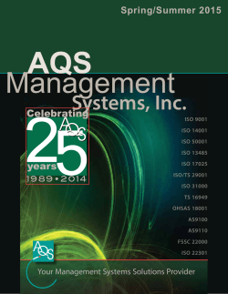 Download - AQS Management Systems