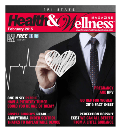 a 2 - Tri-State Health and Wellness Magazine