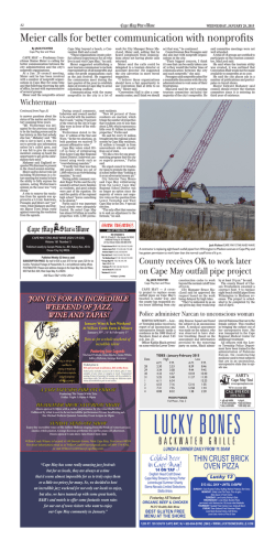 View Page 2, A Section - Cape May Star and Wave