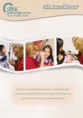 2012 Annual Report - Santa Barbara Neighborhood Clinics
