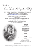 Our Lady of Perpetual Help - John Patrick Publishing Company